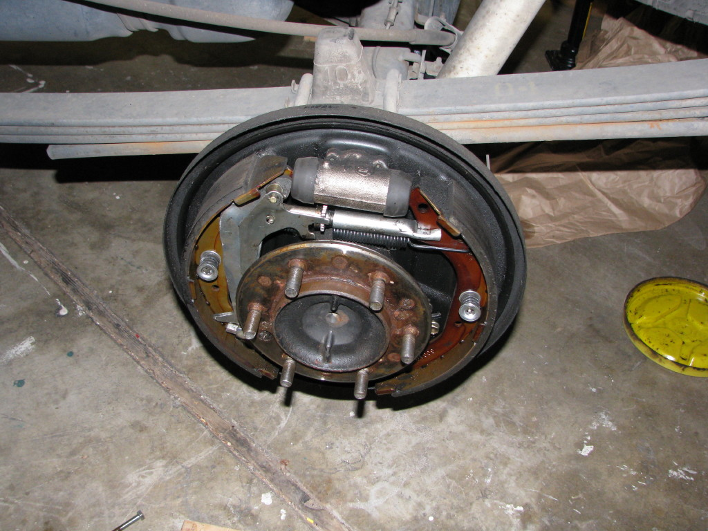how to tell if rear drum brakes are bad